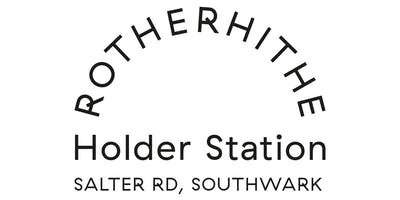 Rotherhithe Holder Station: Design Discussion (Session A)