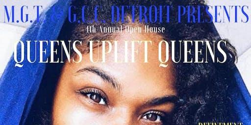 Queens Uplift Queens: Women's Only