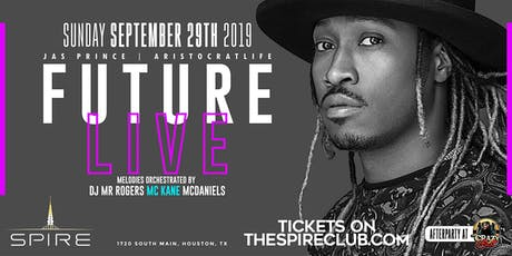 Future / Sunday September 29th / Spire tickets