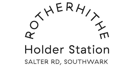 Rotherhithe Holder Station: Our Emerging Creative Proposals tickets