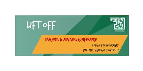 Teachers & Advisers Conference tickets