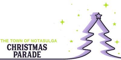 2019 Notasulga Christmas Parade