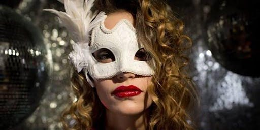 DC Latino Professionals Masquerade Party