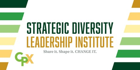 Cal Poly Strategic Diversity Leadership Institute tickets