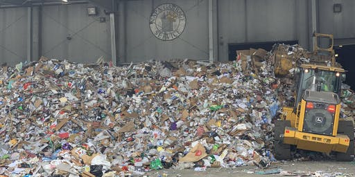 Tour the Recycling and Compost Facility