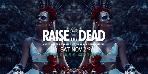 Raise the Dead Miami Music Festival