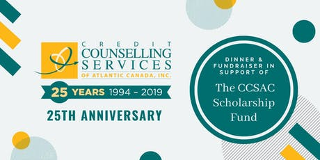 CCSAC 25th Anniversary Dinner & Scholarship Fundraiser tickets