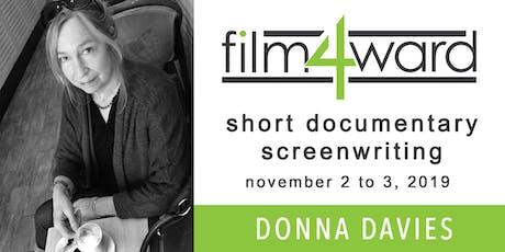 Short Documentary Screenwriting tickets