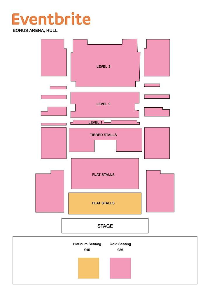 Jason Donovan 'Even More Good Reasons' Tour (Bonus Arena, Hull) image