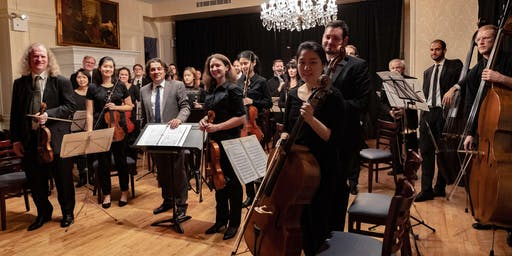 The New York Chamber Players Orchestra in Concert