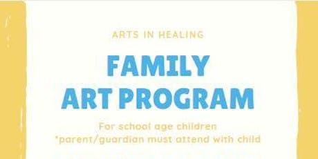 Family Art Program tickets