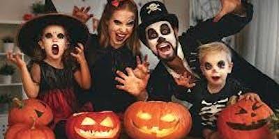 Newport Memorial Halls Halloween Spooktackular!!!