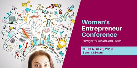 Women's Entrepreneur Conference tickets