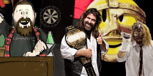 Mick Foley : Have A Nice Day 20th Anniversary Tour LIVE IN TILLSONBURG