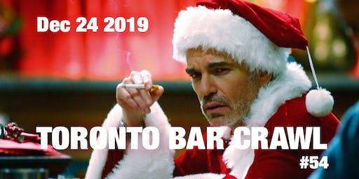 Toronto Bar Crawl #54 (Christmas Eve Edition)