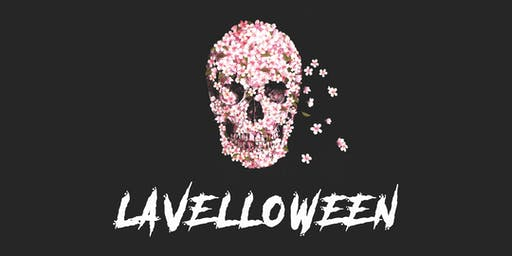 **LAVELLOWEEN** Halloween Friday & Saturday 2019 on the Lavelle Rooftop