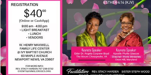 Single Roses Inaugural Women's Conference