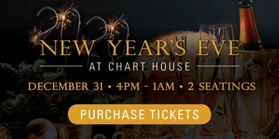 Chart House New Year's Eve 2019 - Jacksonville, FL