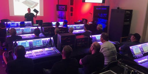 Allen & Heath dLive Certification - East Bay
