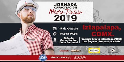 JORNADA MEDIA TENSIÓN
