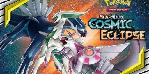 Third Eye Games Pokemon Prerelease Cosmic Eclipse