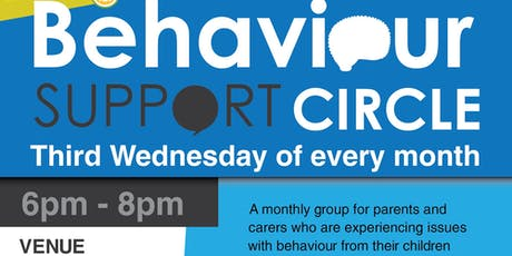 Behaviour Support Circle tickets
