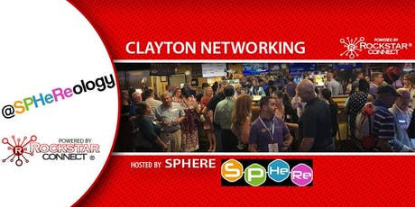 Free Clayton Rockstar Connect Networking Event (October, Clayton NC) tickets
