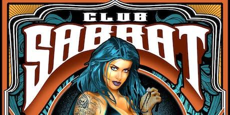 Club Sabbat tickets