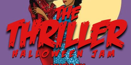 THE THRILLER HALLOWEEN JAM @ TREEHOUSE  tickets