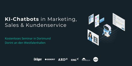 KI-Chatbots in Marketing, Sales & Kundenservice| SEMINAR | Dortmund Tickets