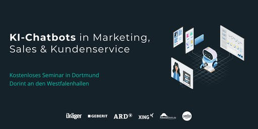 KI-Chatbots in Marketing, Sales & Kundenservice| SEMINAR | Dortmund