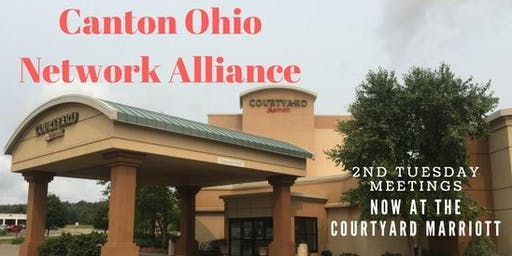 Canton Ohio Networking Alliance Meet Up!