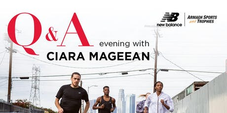 A  Q & A with Ciara Mageean tickets