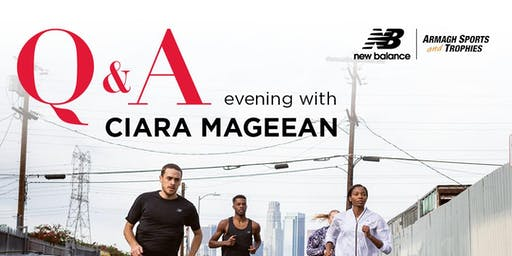 A  Q & A with Ciara Mageean