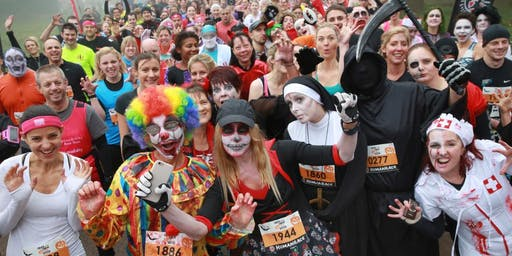 Trick or Trot 5K and 1 Mile Race
