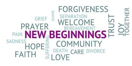 New Beginnings Seminar - Renewed Faith: The Journey Back  tickets