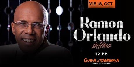 RAMON ORLANDO (Intimo) tickets
