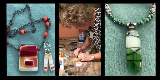 Fused Jewelry Class