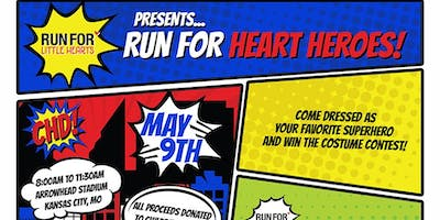 7th annual Run for Little Hearts presents...RUN FOR HEART HEROES!