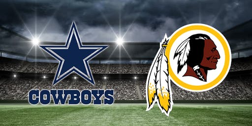 The Saga Continues  Redskins Vs Cowboys Weekend (Tickets & Bus To Stadium )