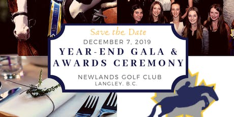 BCHJA Year-End Gala & Awards Banquet 2019 tickets