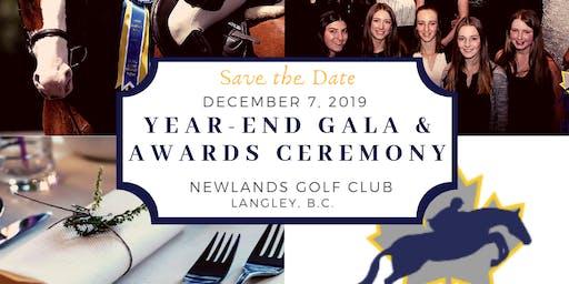 BCHJA Year-End Gala & Awards Banquet 2019