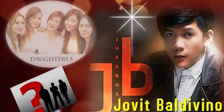 CHRISTMAS CELEBRATION FOR A CAUSE WITH JOVIT BALDIVINO AND DAUGHTERS5 tickets