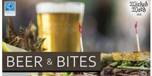 Beer & Bites at Wicked Weed Brewpub