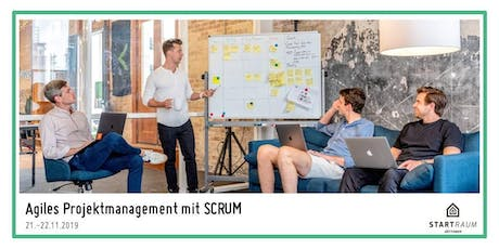 Agiles Projektmanagement mit SCRUM /Vorbereitung SCRUM-MASTER Tickets