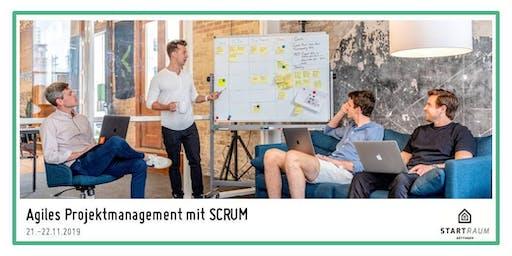 Agiles Projektmanagement mit SCRUM /Vorbereitung SCRUM-MASTER