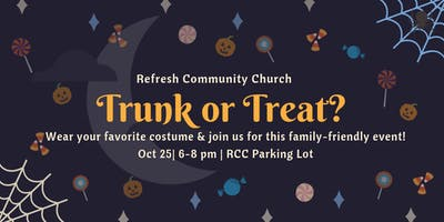 Trunk or Treat - Free