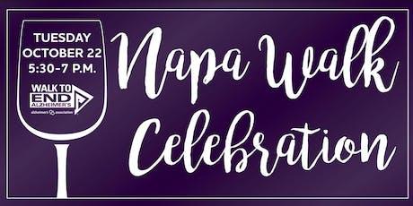 Napa Valley Walk Celebration Party! tickets