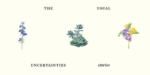 Jonathan Blum presents: The Usual Uncertainties, with Sabrina Orah Mark