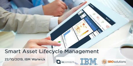 Smart Asset Lifecycle Management  tickets